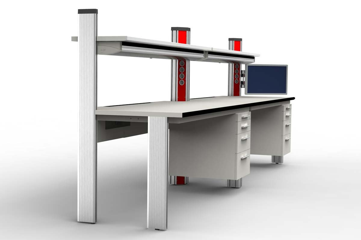 reihenanordnung-arbeitstische-índustriedesign